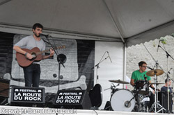 Botibol La Route du Rock festival 2011