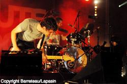 Suuns La Route du Rock festival 2011