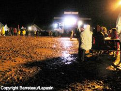 La Route du Rock festival 2011