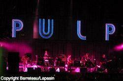 Pulp - Dour festival 2011