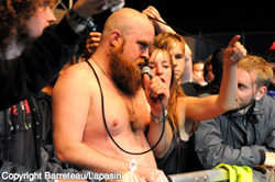 Les Savy Fav - Dour festival 2011