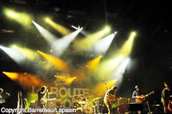 Fleet Foxes La Route du Rock festival 2011